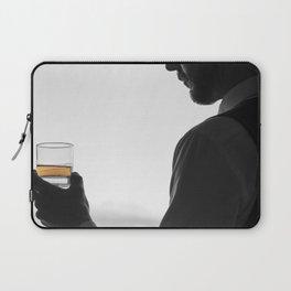 Gentleman with Scotch Laptop Sleeve