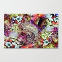 india Canvas Prints featuring india by ensemble creative