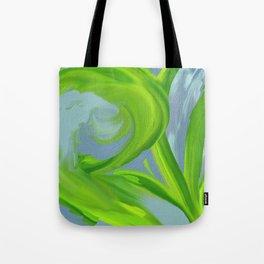 kelp or kale Tote Bag