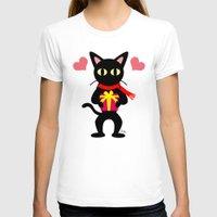 xmas T-shirts featuring Happy Xmas by BATKEI