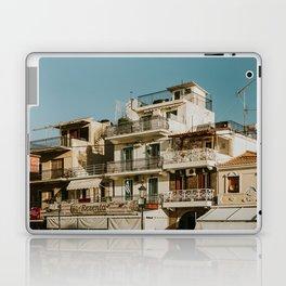 The roofs of Zakynthos Laptop & iPad Skin