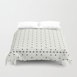 Different Dots Duvet Cover