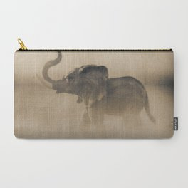 The elephant Carry-All Pouch