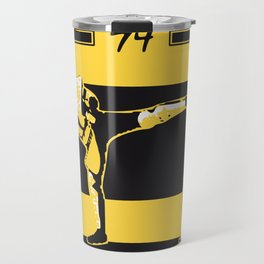 Fight game Travel Mug