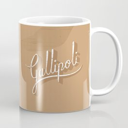 Gallipoli Coffee Mug