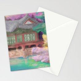 Korean fairy tale Stationery Cards