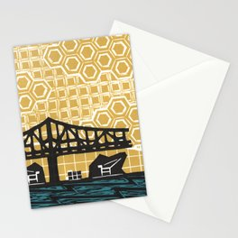 Oakland - San Francisco - Old Bay Bridge Demolition Stationery Cards