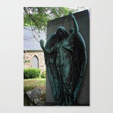 Grave Snatcher Canvas Print