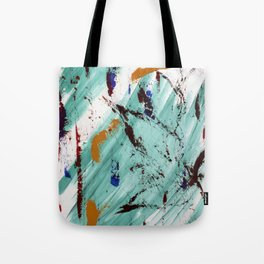 A Minty Past Tote Bag