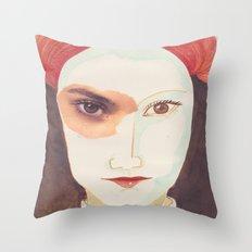 FRÁGIL Throw Pillow