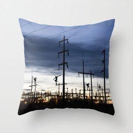 Dreamdancer Throw Pillow