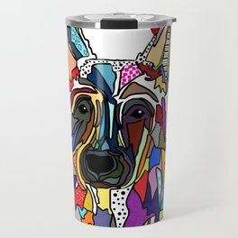 German Shepherd Love Travel Mug