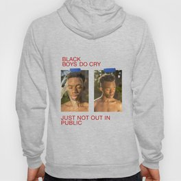 black boys do cry Hoody