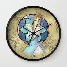 Sandrilene fa Toren Wall Clock