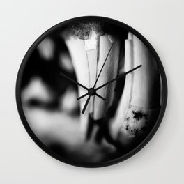 You See Me Smiling! Wall Clock
