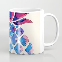 Summer Pineapple #society6 #spring Coffee Mug