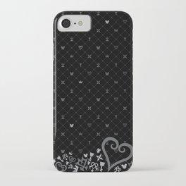 Kingdom Hearts BG iPhone Case