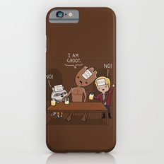 Who am I? iPhone 6s Slim Case