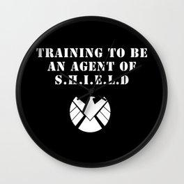 Agent of S.H.I.E.L.D V2 Wall Clock