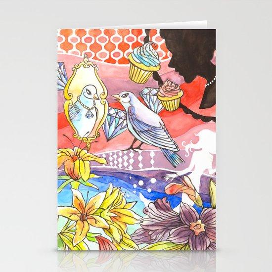 Vanity Dream Stationery Cards