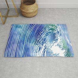 Atlantic Waves Rug