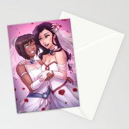 wedding korrasami Stationery Cards
