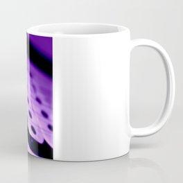 Guitar in Purple fine art photography Coffee Mug