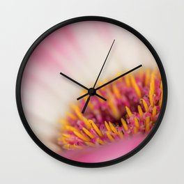 Sexy Pink Makes You Think Wall Clock