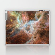 The Galaxy Above with Stars Laptop & iPad Skin