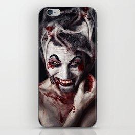 The Joker Has a Sister iPhone Skin