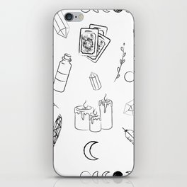 Witchy Stuff iPhone Skin