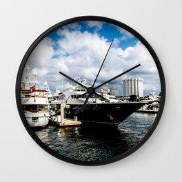 Lil Yachty Wall Clock