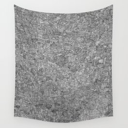 The Great City Wall Tapestry