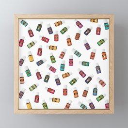 Oily Tribe Framed Mini Art Print