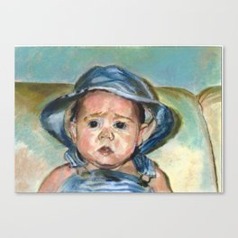 Kalen Canvas Print