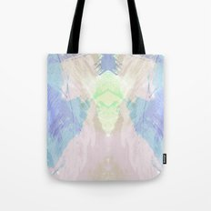 Wishy Washy Blues Tote Bag