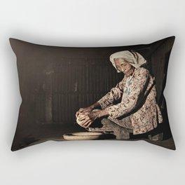 Grandmother 04 Rectangular Pillow