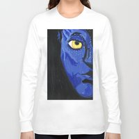 avatar Long Sleeve T-shirts featuring Avatar by Paxelart