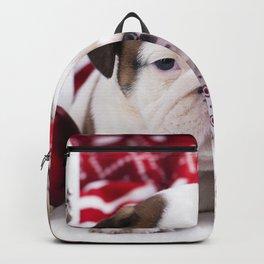 Holiday Christmas Christmas Ornaments Dog Gift Pup Backpack