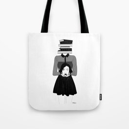 Disconnection Tote Bag