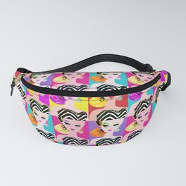 Pop Art Barbie Fanny Pack