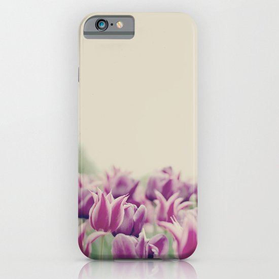 Tulips II iPhone & iPod Case