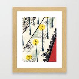 White Nights #3 Framed Art Print
