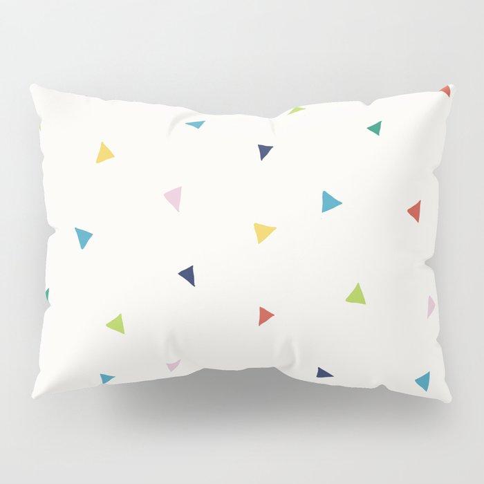 Cute Confetti Pattern Pillow Sham