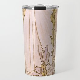 Four Flowers, Lily - Digital Remastered Edition Travel Mug