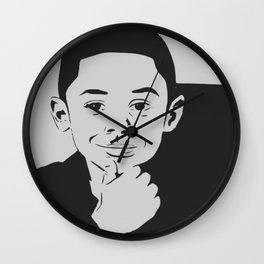 Mr. Cam Wall Clock