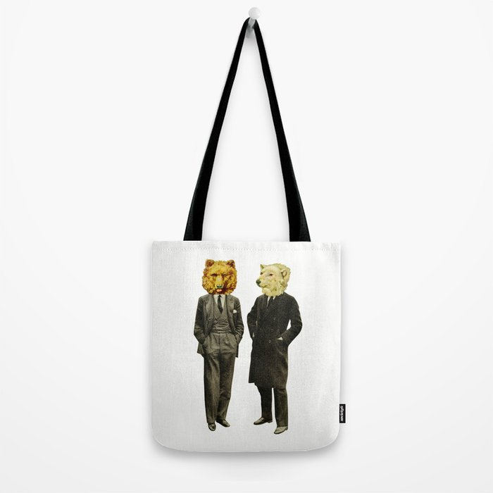 The Likely Lads Tote Bag