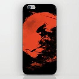 Killer Strokes iPhone Skin