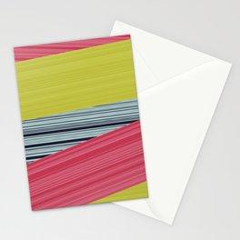 Bubblegum Pop Weave Stationery Cards
