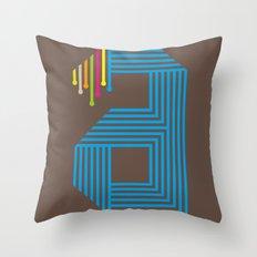 A like A Throw Pillow